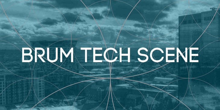 Anthony Chaffey Interviewed for Brum Tech Scene