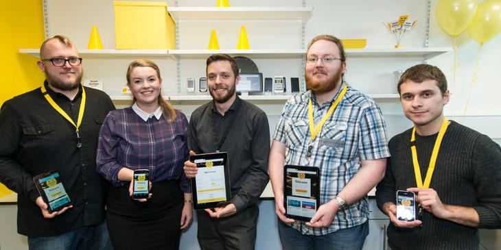 Ballyhoo Opens the Doors to Birmingham Open Device Lab